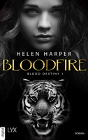 Blood Destiny Bloodfire Helen Harper