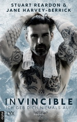 Rezension Invincible Stuart Reardon Mann mit Tattoos