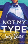 Rezension not my type Lucy Score